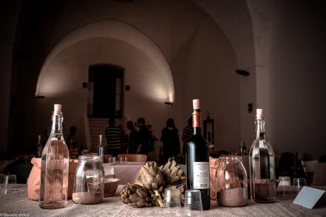 Dall'orto alla tavola (foto di Daniele Errico)