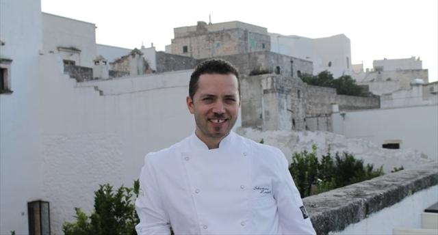 Lo chef Sebastiano Lombardi lascia la Puglia e va in Toscana