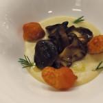 Secondo piatto dello chef Servidio