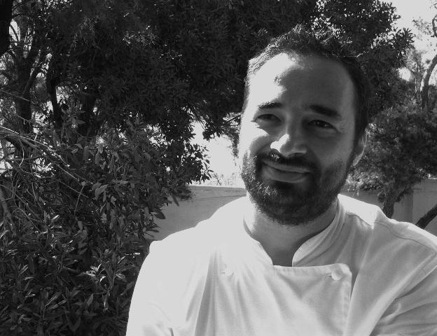 Lo chef Salvatore Carlucci