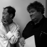 Sang Hoon Degeimbre e Eric Fernez
