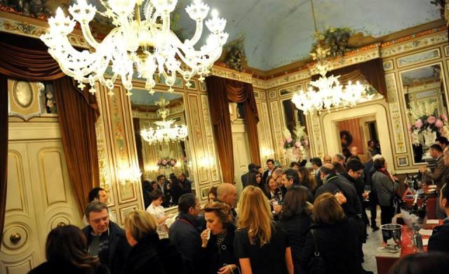 Palazzo Pugliese ospita Vin'a Trani (ph Rocco Lamparelli)