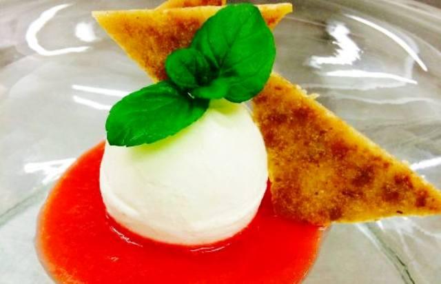 Cheesecake al latte di capra di Raffaele Casale