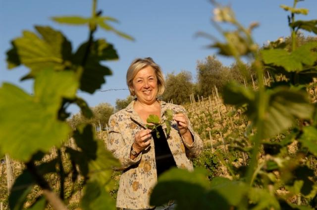 Donatella Cinelli Colombini, presidente nazionale delle Donne del vino
