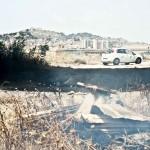 Rogo di rifiuti nei pressi dello Sbocco del depuratore - Licata (AG)
