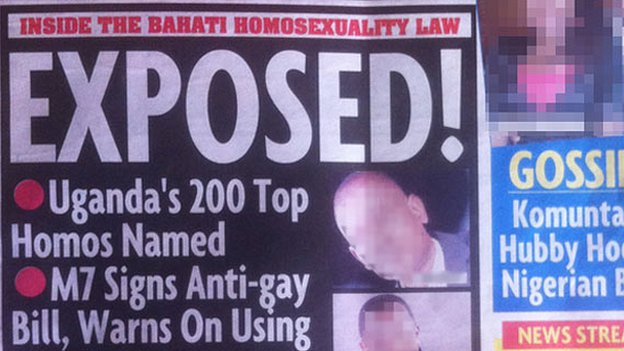 Uganda giornale