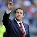 L'allenatore del Cardiff, Malky Mackay