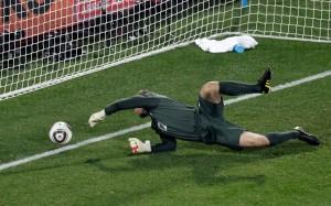 La papera di Robert Green in Inghilterra-Usa ai Mondiali 2010