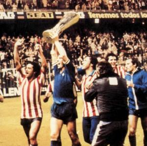 La Juve con la Uefa vinta a Bilbao
