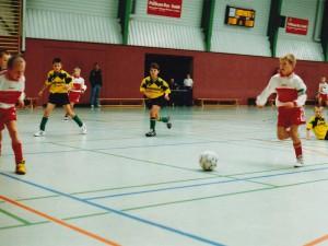 Kroos calciatore bambino (da www.toni-kroos.de/)