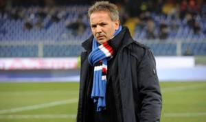 Mihajlovic, allenatore della Sampdoria