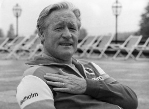 Liedholm, allenatore della Roma scudetto '83