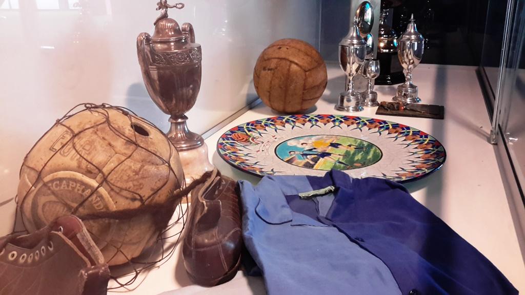 La bacheca del Le Havre e la Coppa di Francia del 1959