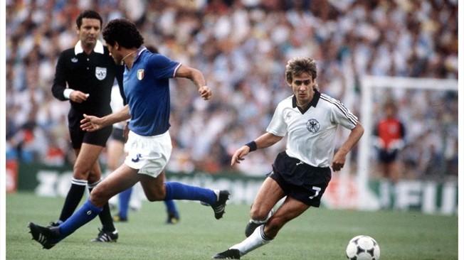 Pierre LIttbarski contro l'Italia