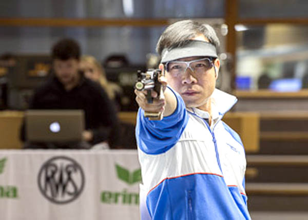 Rio 2016, Xuan Vinh Hoang: oro storico per il Vietnam