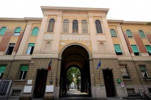 L'ingresso del Sant'Orsola di Bologna
