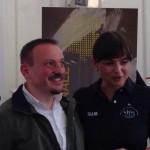 Con la presidente Debora Serracchiani