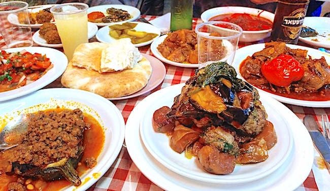 middle east tapas