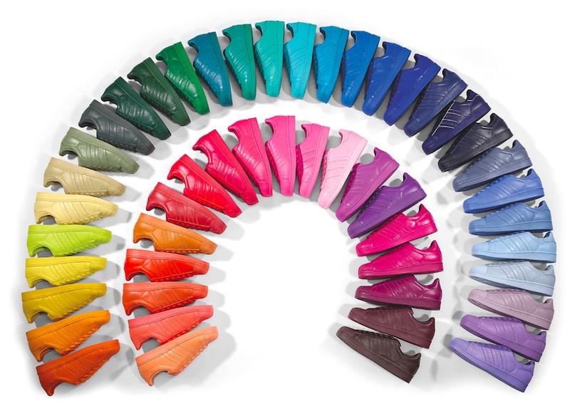 Adidas Superstar Di Tutti I Colori