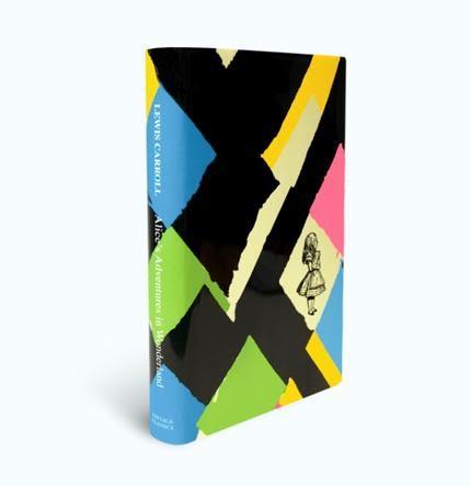 Alice nel Paese delle Meraviglie-Cover personalizzata da Vivienne Westwood