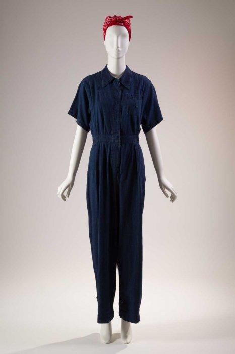 Tuta femminile, 1942:45