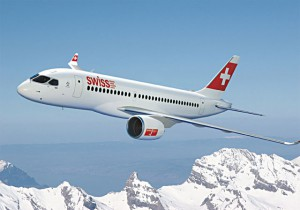 swiss airlines foto