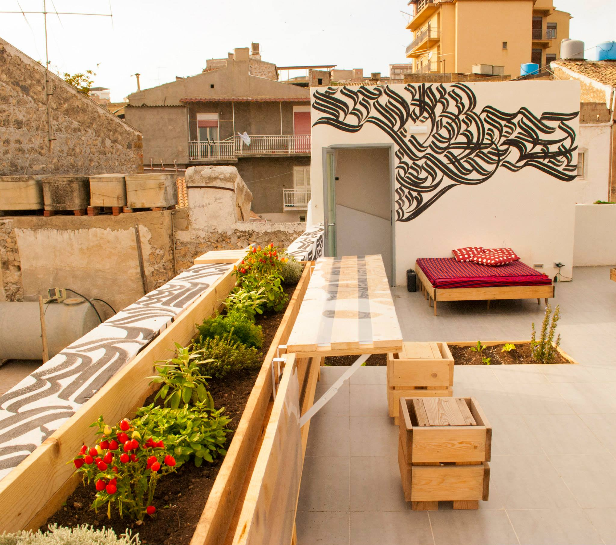 Awesome Orto Terrazza Pictures - Amazing Design Ideas 2018 ...