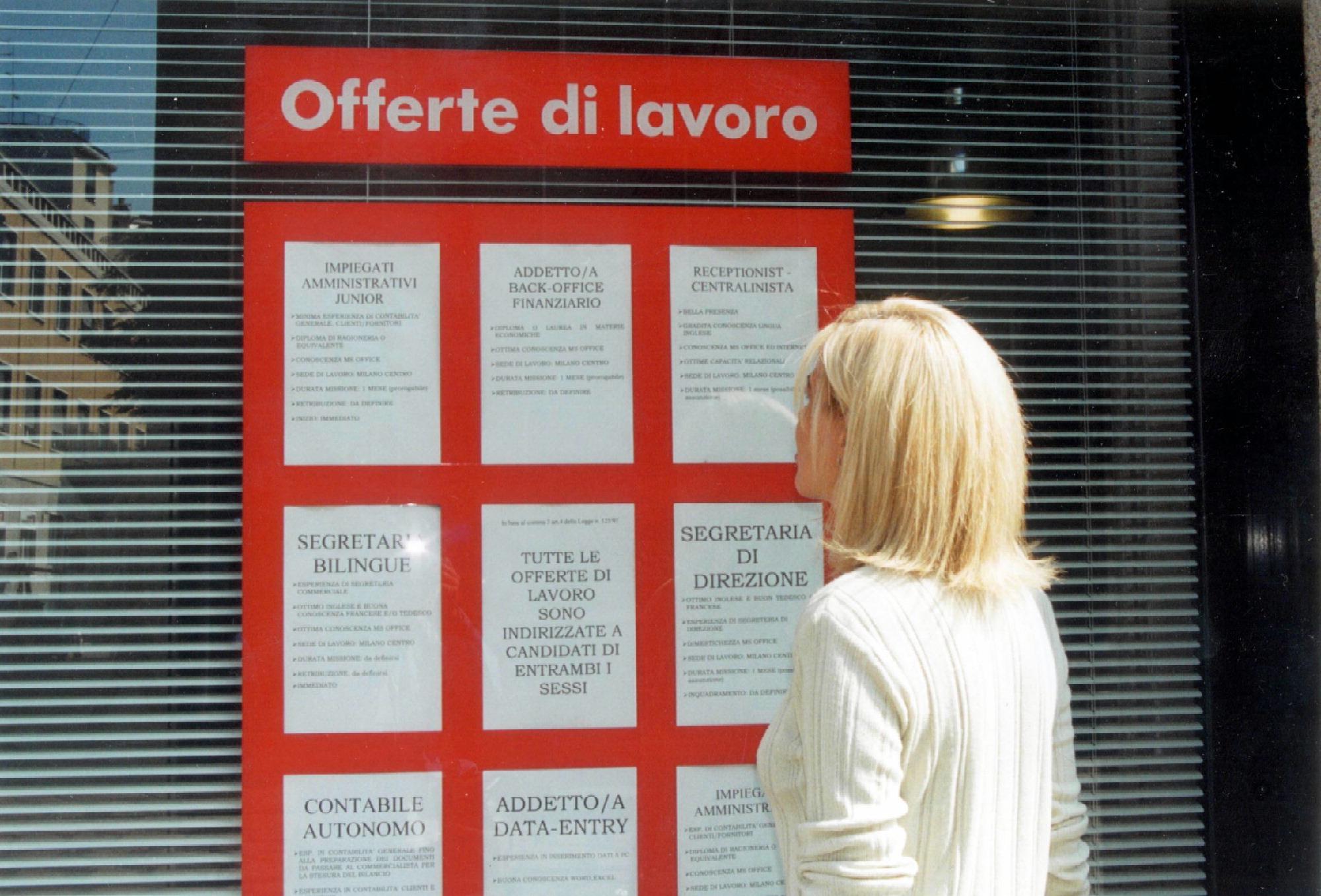 Ufficio Lavoro Interinale : Agenzia interinale trenkwalder chiude lavoratori licenziati