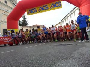 start maratonina 2013