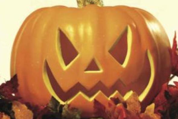 Zucca Di Halloween Paurose.Zucche Spaventose Alla Fieste De Crepe Pro Loco In Fvg Terre