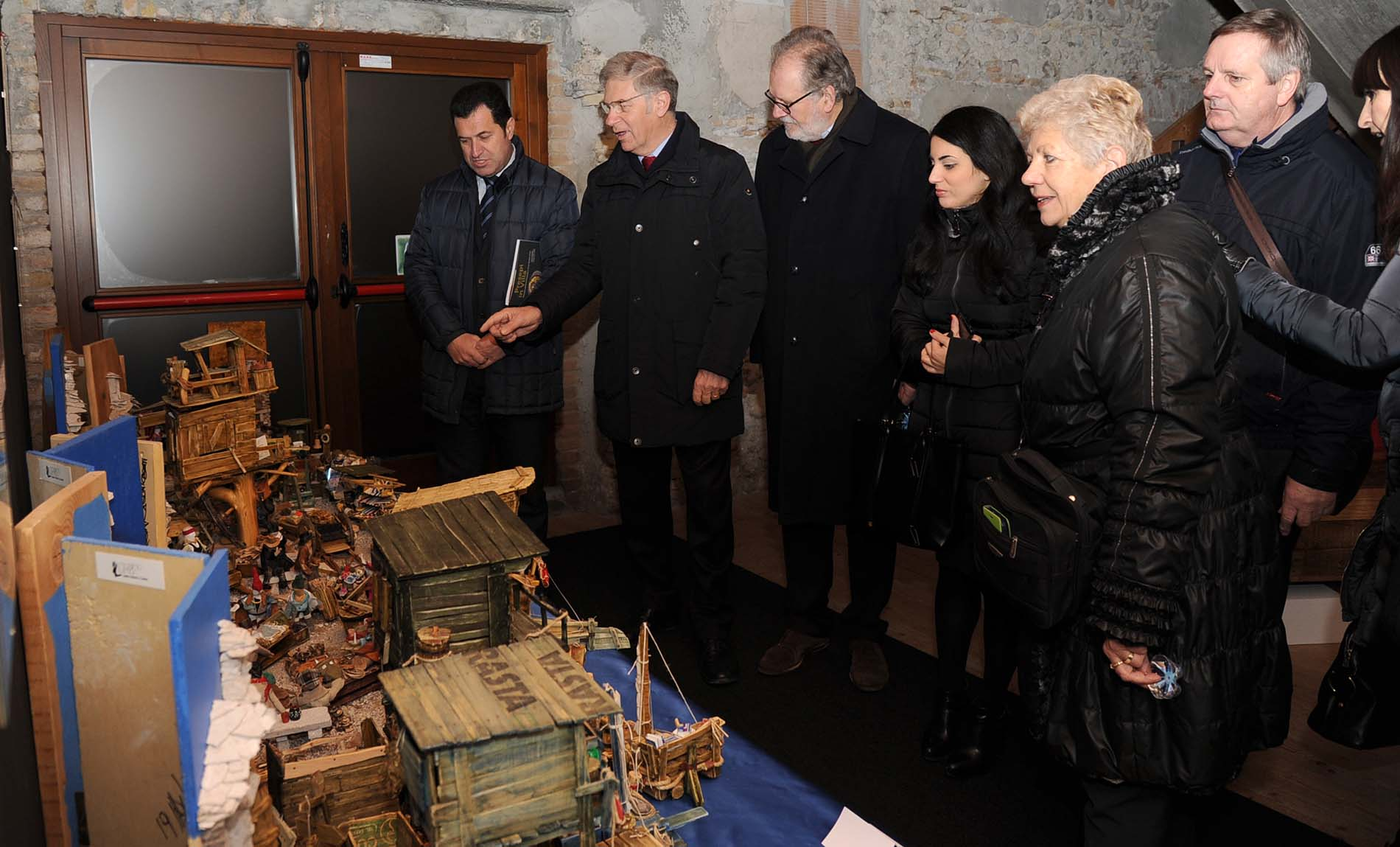 Oggi ultimo giorno per la mostra presepi in villa manin for Eventi oggi fvg
