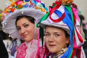 costumi tipici Carnevale Val Resia