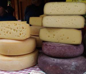 formaggio gemona