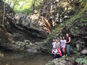 cascata masarolis