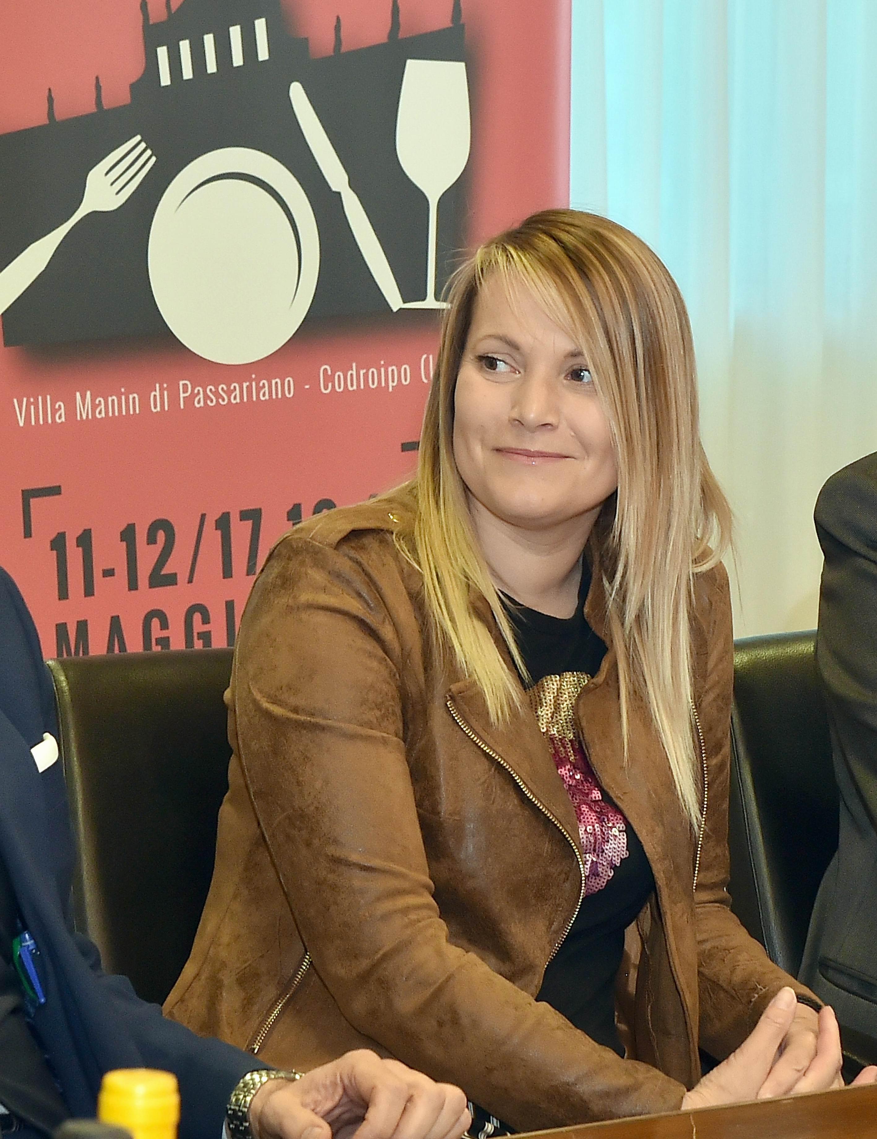 Gloria Clama Sapori di Pro Loco 2019. © Foto Petrussi
