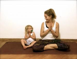 TMB Milano_Kathy and Laila Yoga