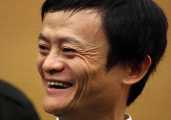Jack Ma, fondatore e ceo di Alibaba