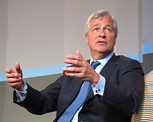 Jamie Dimon, ceo di Jp Morgan Chase