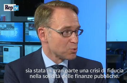 Weidmann-interv