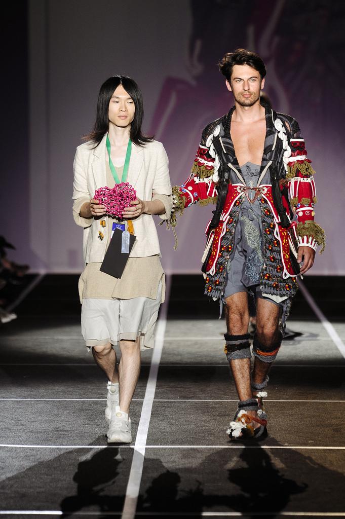 Winner Tomohiro Sato @Giovanni Giannoni