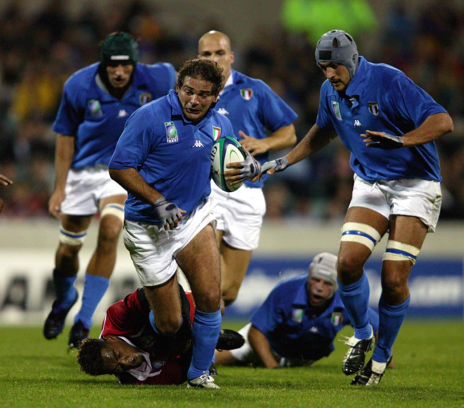 ANDREA DE ROSSI NUOVO TEAM MANAGER DELLE ZEBRE RUGBY a340cabed89