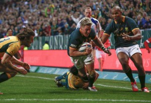 Rugby Championship 2014