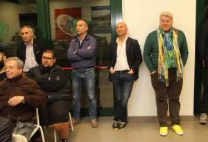 Umberto Casellato tecnico Benetton e Elio De Anna dei Dogi originali