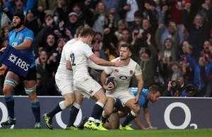 Inghilterra vs Italia - RBS 6 Nazioni
