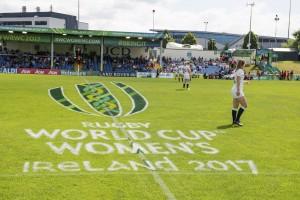 Coppa del mondo di rugby femminile - Inghilterra vs Spagna