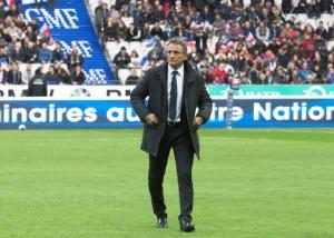 l'ex allenatore della Francia Guy Novès