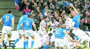 La prima meta, quella tecnica, dell'Italia a Marsiglia