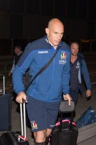 Sergio Parisse in arrivo a Padova