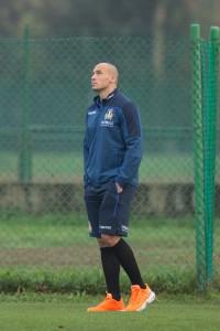 Sergio Parisse alla Guizza