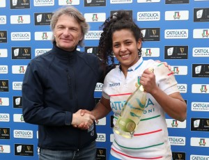 giada franco woman of the match